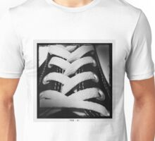 Shoe know your lace in this world? Unisex T-Shirt