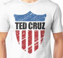 Ted Cruz Patriot Shield Unisex T-Shirt
