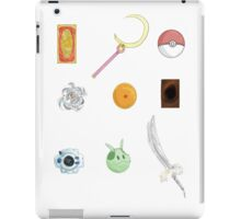 Shows growing up iPad Case/Skin
