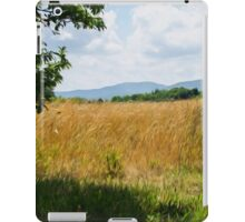 Countryside of Italy 3 iPad Case/Skin