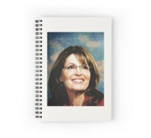 Sarah Palin Spiral Notebook