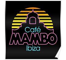 Café Mambo Ibiza Poster