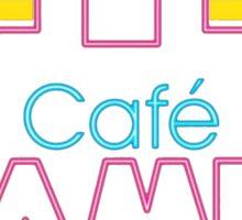 Café Mambo Ibiza Sticker