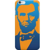 Abraham Lincoln Pop Art iPhone Case/Skin