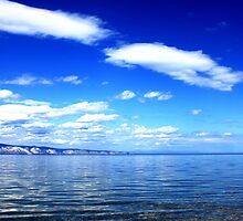 Lake Baikal - Russia by J J  Everson
