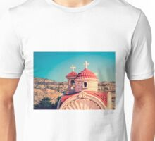 Roadside Shrine, Cyprus Unisex T-Shirt