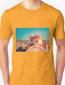 Roadside Shrine, Cyprus T-Shirt