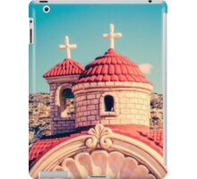 Roadside Shrine, Cyprus iPad Case/Skin