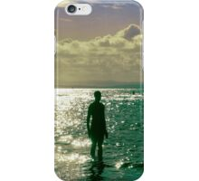 Mid afternoon light, Crosby beach iPhone Case/Skin