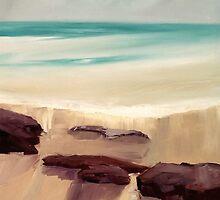 Cornish Light by Claudia Dingle