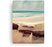 Cornish Light Canvas Print