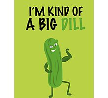 Big Dill Photographic Print