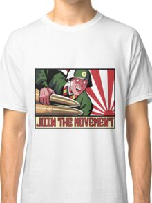 Join the Movement Classic T-Shirt