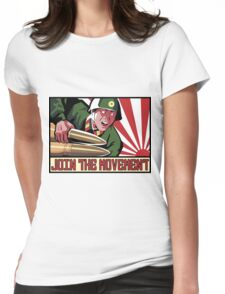 Join the Movement Womens Fitted T-Shirt