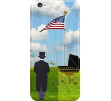 The Birth Of A Nation... iPhone Case/Skin