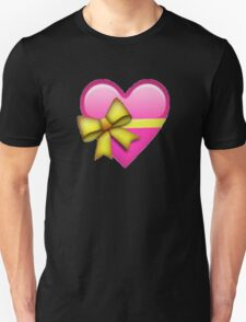 Heart With Ribbon - Emotion T-Shirt