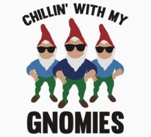Chillin' With My Gnomies by AmazingVision