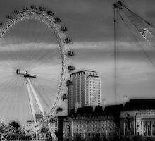 London's Eye... England  by Qnita