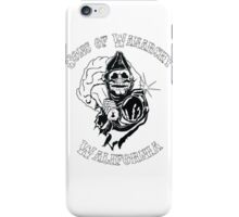 Sons of WAA-narchy iPhone Case/Skin