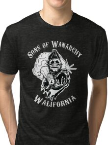 Sons of WAA-narchy Tri-blend T-Shirt
