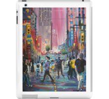 Toronto City iPad Case/Skin