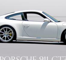 2012 Porsche 911 GT3 II Sticker