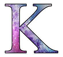 Kappa Galaxy Photographic Print