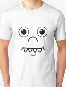 Cute funny cartoon face T-Shirt