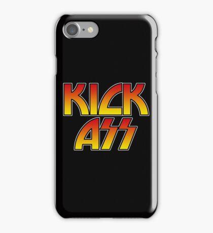KICK ASS - Parody iPhone Case/Skin