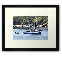 The Eastern Kyle Framed Print