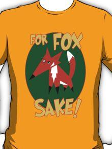 Fox Sake T-Shirt