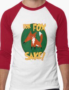 Fox Sake Men's Baseball ¾ T-Shirt