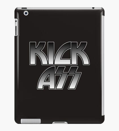 KICK ASS - Parody (Grey) iPad Case/Skin