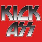 KICK ASS - Parody (Grey) by cpinteractive