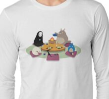 Studio Ghibli Tea Time Long Sleeve T-Shirt