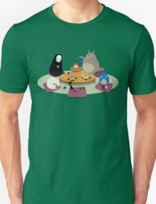 Studio Ghibli Tea Time Unisex T-Shirt