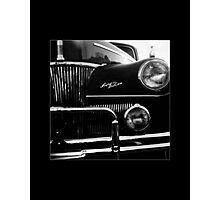 Holga Cars 0550 Photographic Print