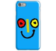 Bahamas goombay punch face geek funny nerd iPhone Case/Skin