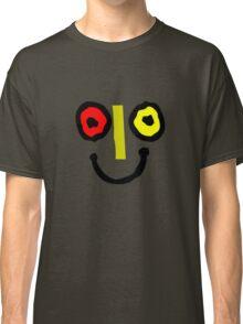 Bahamas goombay punch face geek funny nerd Classic T-Shirt