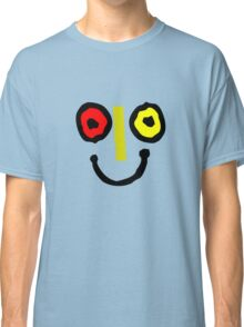 Bahamas goombay punch face geek funny nerd Classic T-Shirt
