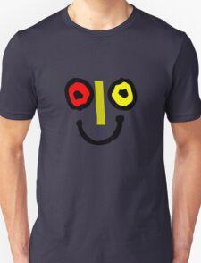 Bahamas goombay punch face geek funny nerd T-Shirt