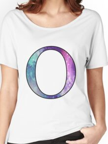 Omicron Galaxy Women's Relaxed Fit T-Shirt