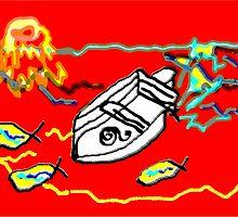 boat by John Foy