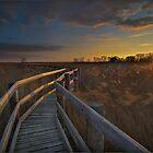 Breathtaking Sunset  by Fred Seghetti