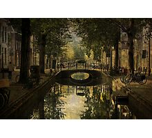 Gouda Photographic Print