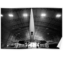Concorde - a different view Poster