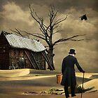 Traveling Alone... by Karen  Helgesen