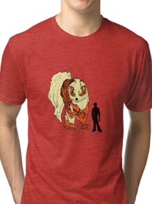 The Almighty Arcanine Tri-blend T-Shirt