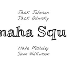 Omaha Squad 1 Sticker