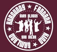 Anchorman...Ramones Style ! by loogyhead